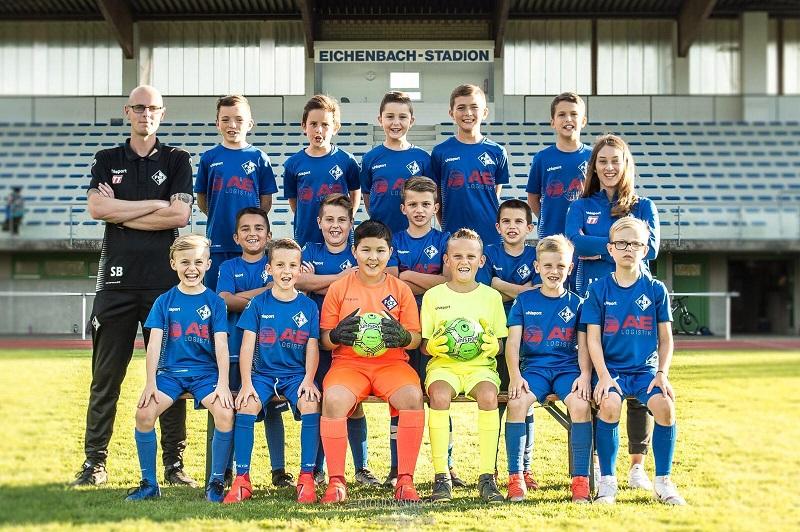 Unser Engagement beim Jugendsport – A&E Logistik Leistungsvergleich in Eislingen